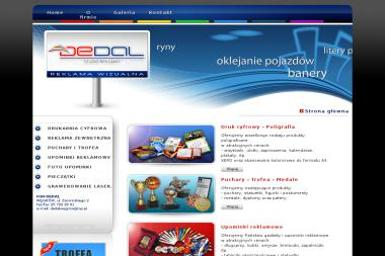Małgorzata Grabarczyk Firma Usługowo Handlowa Dedal - Agencja marketingowa Węgrów