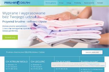PHU Delfin - Pranie Tapicerki Szczecin