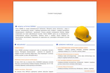 Demak Zakład Usług Technicznych - Klimatyzacja Nowosielce