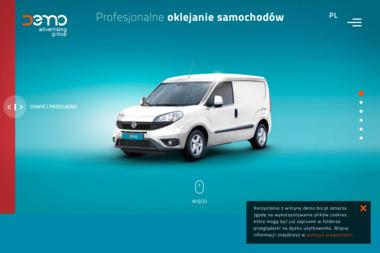 Agencja Reklamowa Demo Artur Hrymowicz - Reklama Dywity