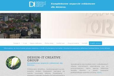 Design-it Creative Group - Projektowanie wnętrz Toruń