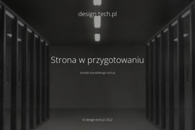DesignTech Jarosław Stępień. Biuro projektowe - Pozycjonowanie stron Gdynia