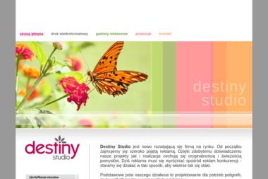 Marta Osiej Pracownia Reklamowo Wydawnicza Destiny Studio - Agencja marketingowa Krapkowice