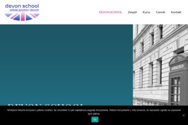 Szkoła Języków Obcych Devon School - Kurs niemieckiego Bytom