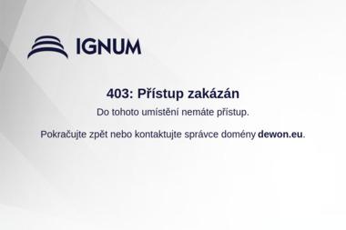 Dewon Sp. z o.o. - Nagrobki Jarnołtówek