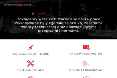 Dexel - Łukasz Sadowski - Inteligentny dom Włocławek