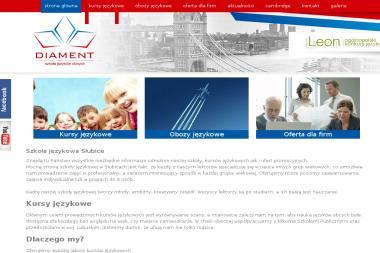 Szkoła Językowa Diament - Nauczyciele angielskiego Słubice
