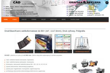 Diaxer- druk i serwis IT. Marcin Staszkiewicz - Kalendarze Katowice