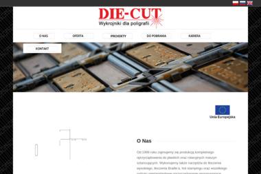 Die-Cut s.c. - Tokarz Grabowiec