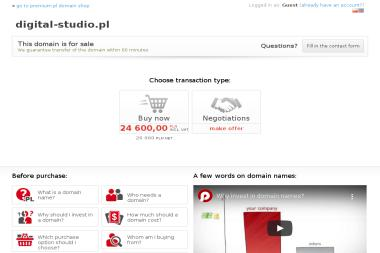 Digital Studio. Zbigniew Górski - Kamerzysta Gryfino