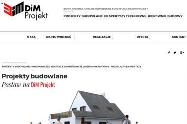 DiM Projekt - Architekt krajobrazu Gliwice
