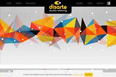 Disarte Studio Reklamy. Producent reklam, drukarnia - Agencja Reklamowa Mielec