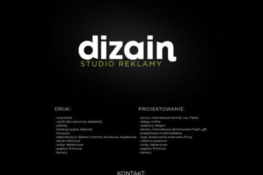 Dizain Studio Reklamy Dariusz Łada - Agencja marketingowa Pułtusk
