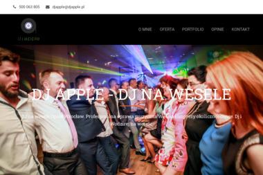 DJ Apple, DJ, Wodzirej na Wesele - Zespół muzyczny Opole