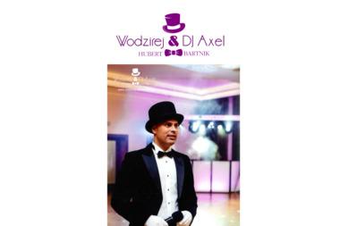 DJ Axel. Wodzierej, dj, oprawa muzyczna wesel - Zespół muzyczny Zamość