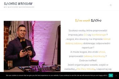 Dj Chris - Zespół muzyczny Wrocław