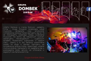 DJ Dombek. Piotr Domżalski - Zespół muzyczny Kcynia