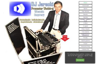 DJ Jarecki. Wodzirej na Wesele - Zespół muzyczny Wałbrzych