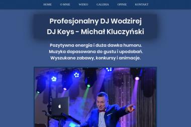 Profesjonalny DJ i wodzirej - Michał Kluczyński - Zespół muzyczny Koszalin