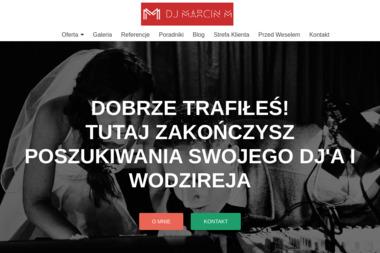 DJ Marcin M - Zespół muzyczny Wejherowo