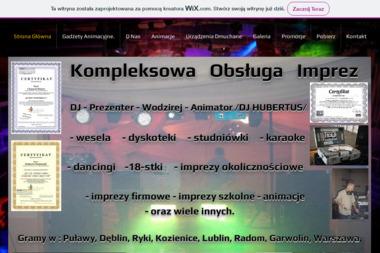 Dj Prezenter. Wodzirej na wesele, przyjęcie, dyskoteka szkolna - Zespół muzyczny Lublin