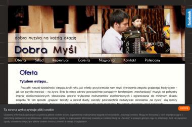 Dobra Myśl Zespół Muzyczny Na Wesele - Zespół Coverowy Dąbrowa Górnicza
