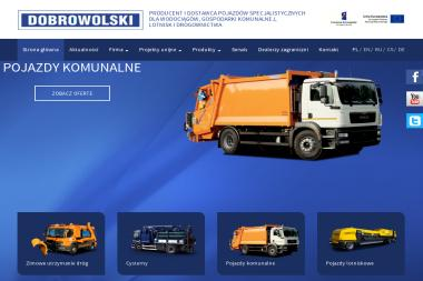 Dobrowolski Inicjatywa Gospodarcza Sp. z o.o. - Maszyny budowlane Wschowa