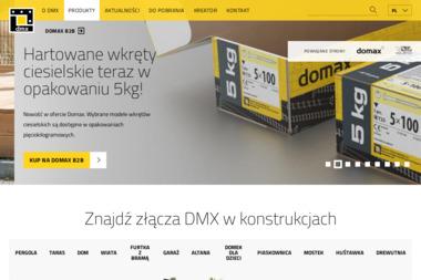 Domax Sp. z o.o. - Skład Drewna Łężyce