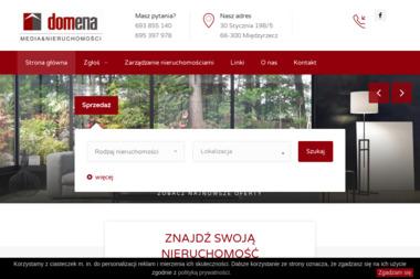 Domena Media & Nieruchomości Edyta Stachurska - Agencja nieruchomości Międzyrzecz