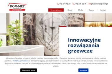 Dom-Met - Instalacje Solarne Starachowice