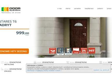 PHU Door System Dariusz Słapek - Serwis Lodówek Radom