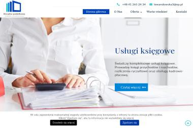 Doradca podatkowy Izabela Lewandowska - Biuro Rachunkowe Ostrowiec Świętokrzyski