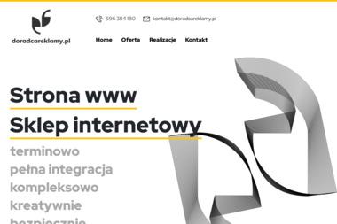 Doradcareklamy Pl Paweł Bonisławski - Agencja marketingowa Bolszewo