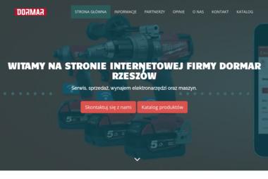 Dormar SC. Złotek I., Pyra D. - Sprzęt Budowlany Rzeszów