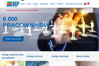 DGP Dozorbud Grupa Polska Sp. z o.o. - Pracownicy Ochrony Legnica
