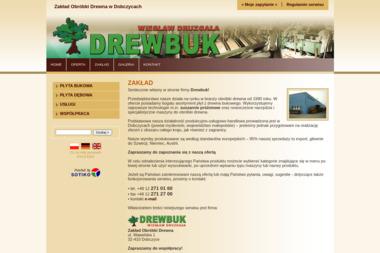 DREWBUK - Tarcica Dębowa Dobczyce