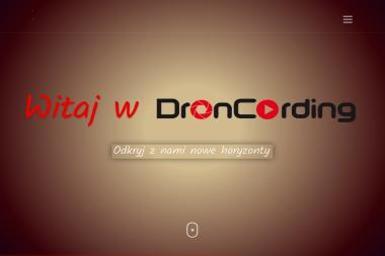DronCording - Fotografowanie Książenice