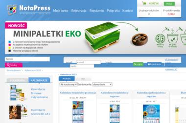 NotaPress Jacek Zupok - Kalendarze Chorzów