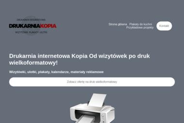 Drukarnia Kopia - Ulotki Lublin