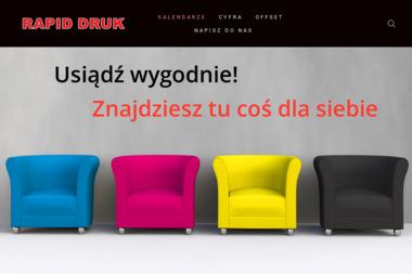 Świat Wizytówek - Drukarnia Rapida - Ulotki Lublin