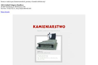 Zakład Usługowo-Handlowy Abja S.C. - Blaty kamienne Tarnobrzeg