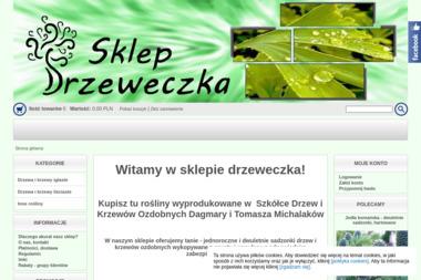 Sklep internetowy z roślinami ozdobnymi - Tartak Marianka Mroczeńska