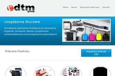 DTM Group - Kserokopiarki Legionowo