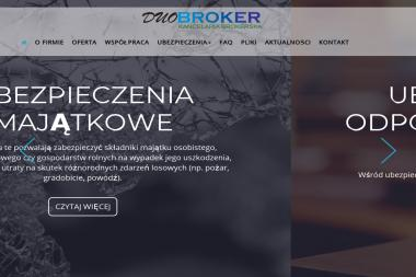 Duo Broker Kancelaria Brokerska Daniel Borowski - Finanse Suwałki