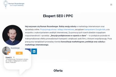 Dwapiksele.pl. Projektowanie stron internetowych, pozycjonowanie - Pozycjonowanie stron Łódź