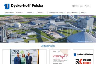 Dyckerhoff Beton Polska Sp. z o.o. - Skład budowlany Bytom