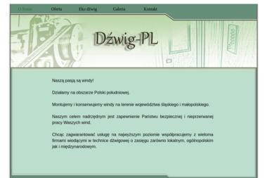 Dzwig-PL. Naprawa wind, naprawa dźwigów - Schody na Poddasze Katowice