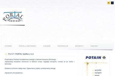 Pust Portal Sp. z o.o. - Sprzęt Budowlany Gdańsk