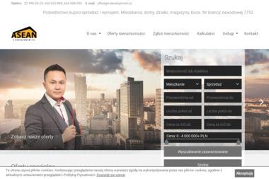 Azjatyckie Biuro Nieruchomości Asean-Development - Nieruchomości Wólka Kosowska