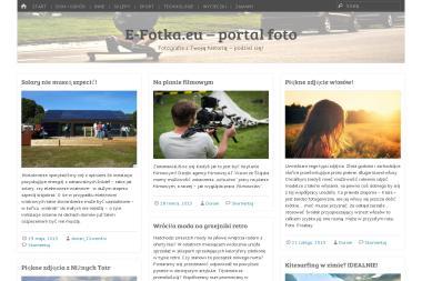E-Fotka sp. z o.o. - Kalendarze Tychy